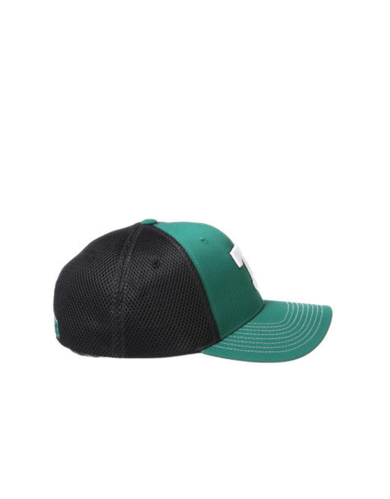 Zephyr Zephyr Steamboat Top Selling Hat- Green