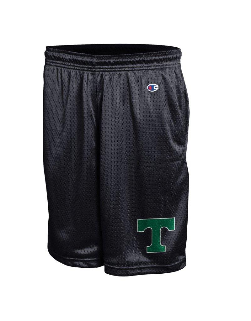 Champion Champion PE Shorts Black- Power T Logo