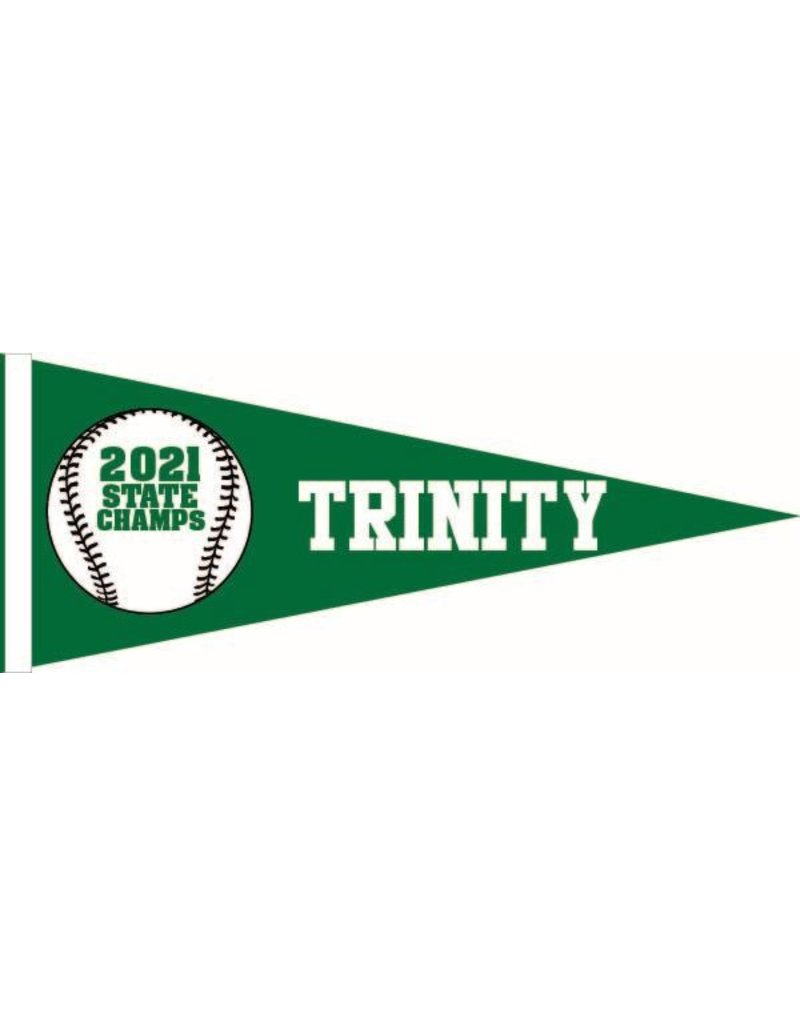 Sewing Concepts Pennant  Baseball 2021 State Champs