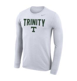Nike Nike  White Legend Long Sleeve Trinity Power T