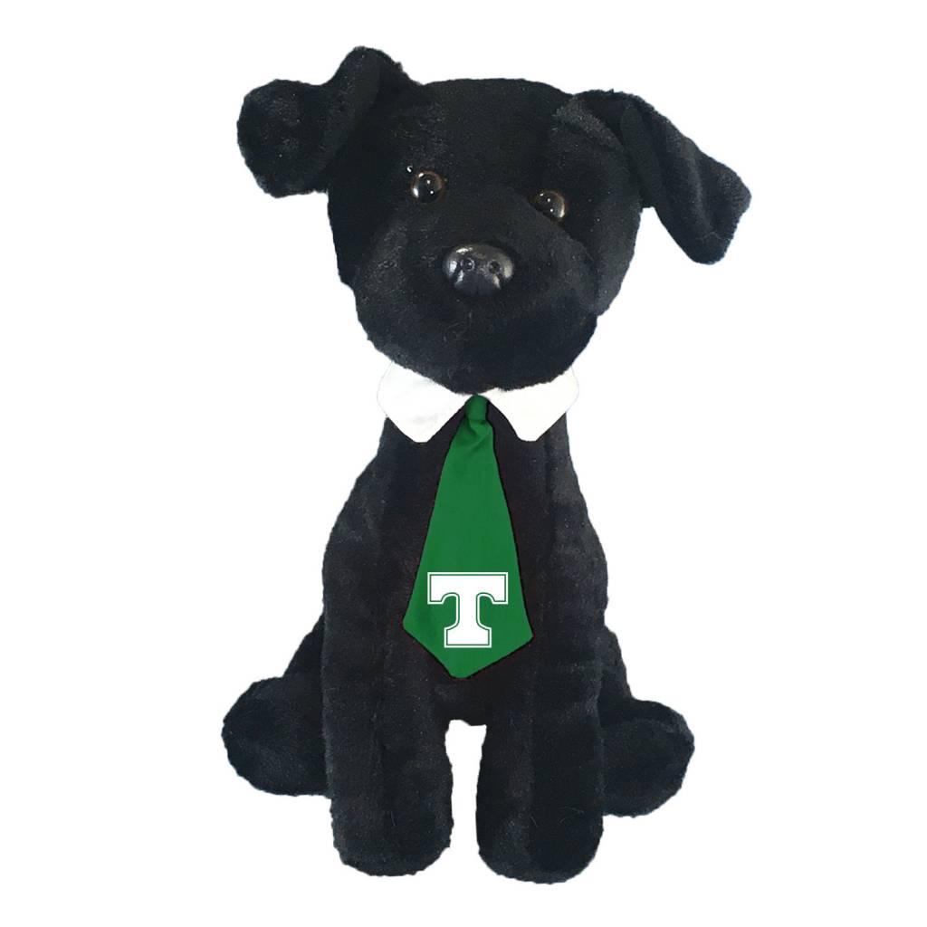 Mascot Factory Trinity Black Lab Dog Trinity Campus Store