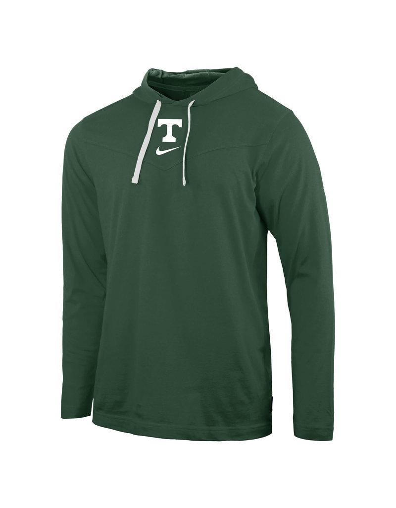 Nike Nike On Field Green Hoodie Top