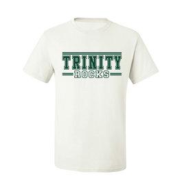 Freedom Trinity White Cotton Tee Road