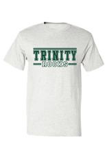 Freedom Trinity Ash Grey Cotton Tee