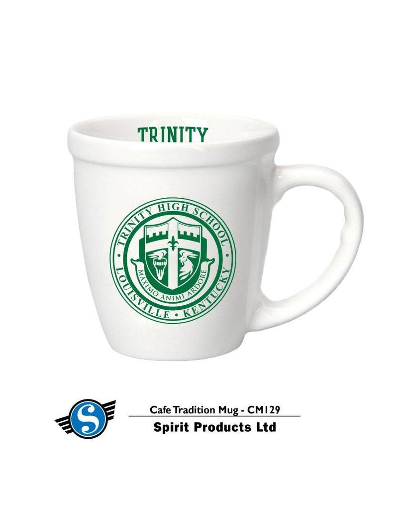 Spirit Products Trinity White Coffee Mug