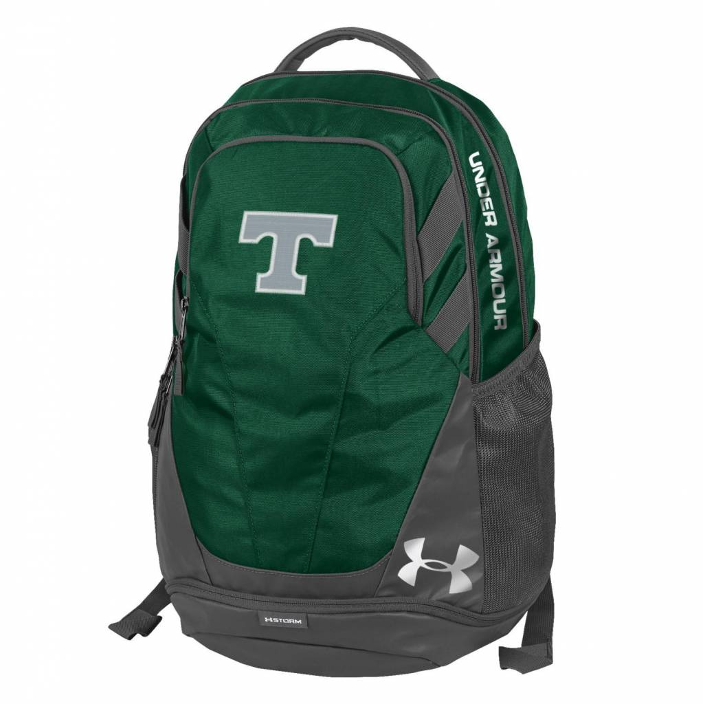 Under Armour Under Armour Green Backpack with Power T - Trinity ... c5726738aeff3