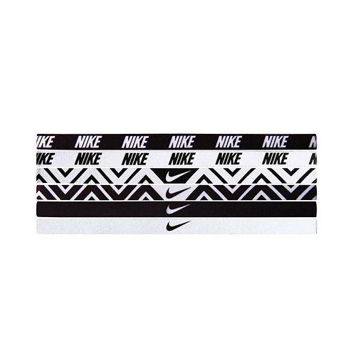 Nike Nike Prinited Headbands 6 pack