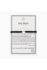 My Saint My Hero We Pray Bracelet