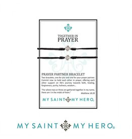My Saint My Hero Prayer Partner Bracelet