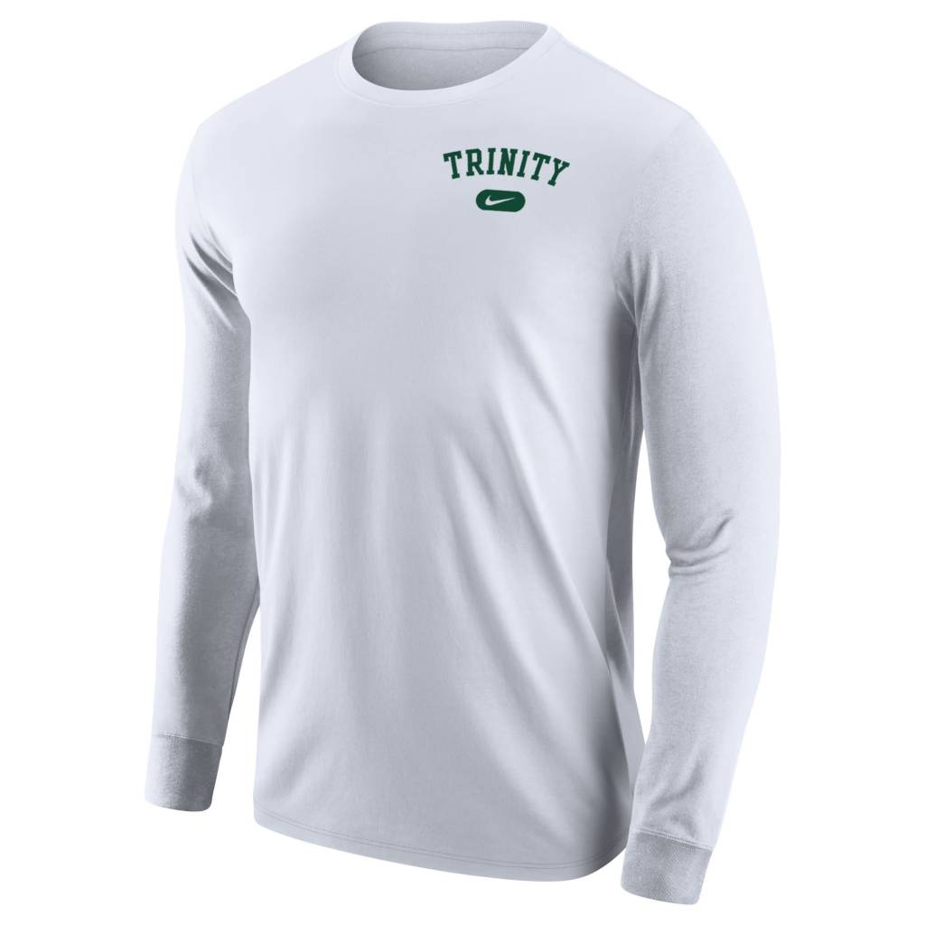 Nike Nike Long Sleeve Cotton 2019 White