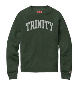 League Final Sale Heritage Soft Green Crew