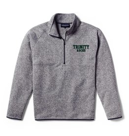 League Tri-Blend 1/4 Zip