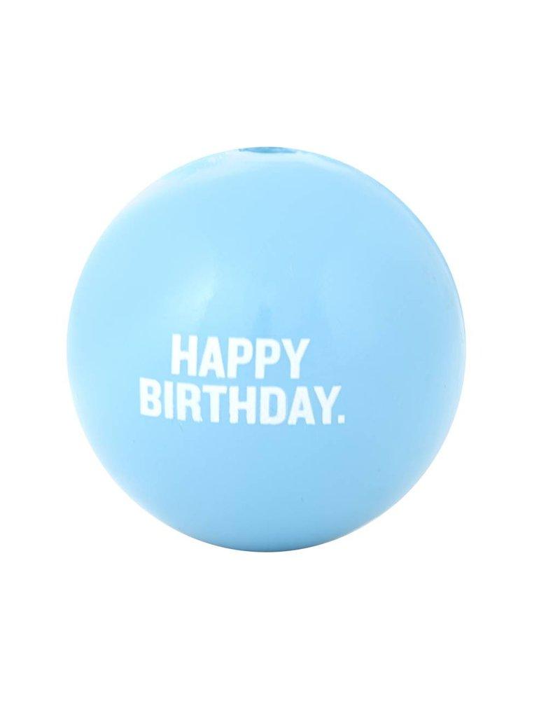 Planet Dog Happy Birthday Ball