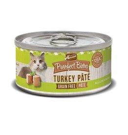 Merrick Canned Cat Turkey Pate 3 OZ