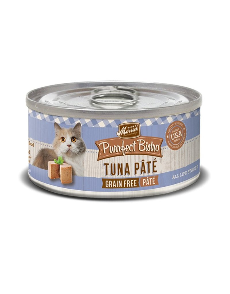 Merrick Canned Cat Tuna Pate 5.5 OZ