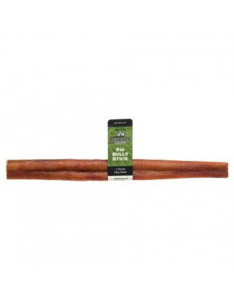 Red Barn Bully Stick 9""
