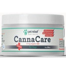 Pet Releaf Pet Releaf Canna Care CBD Topical 1 oz