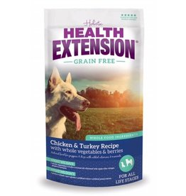 Health Extension Health Extension Dry Dog Grain Free Chicken & Turkey 4 Lb