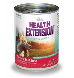 Health Extension Health Extension Canned Dog Grain Free Beef Stew 13.2 Oz