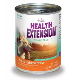 Health Extension Health Extension Canned Dog Grain Free Chicken Stew 13.2 Oz