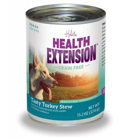Health Extension Health Extension Canned Dog Grain Free Turkey Stew 13.2 Oz