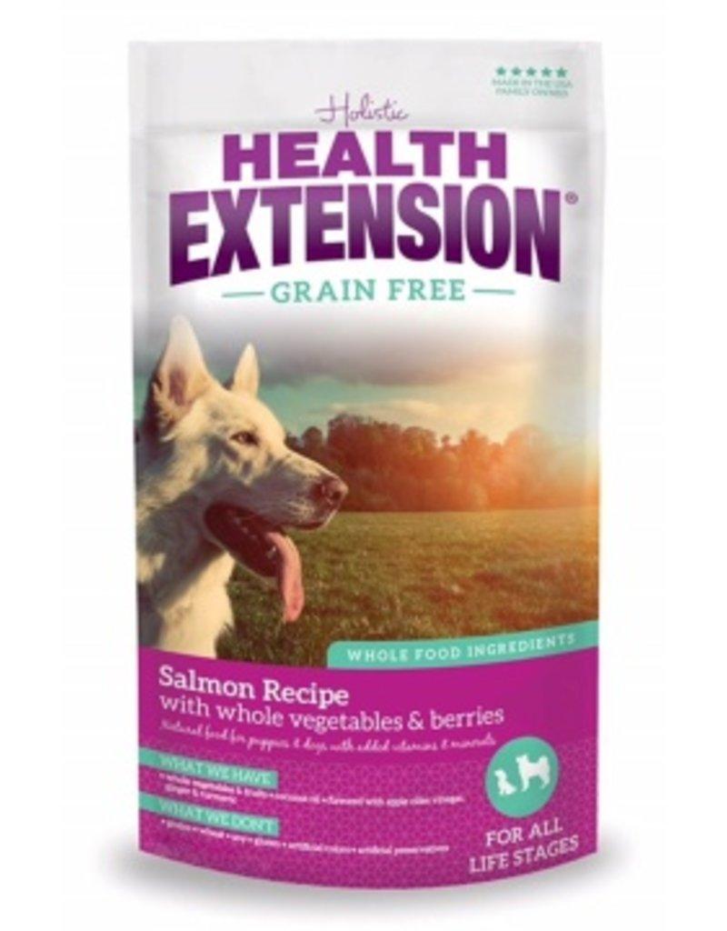 Health Extension Dry Dog Grain Free Salmon 4 Lb