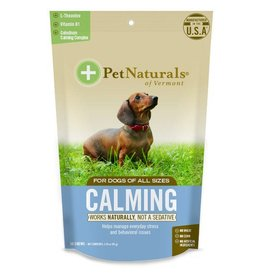 Pet Naturals of Vermont Calming Dogs 30ct