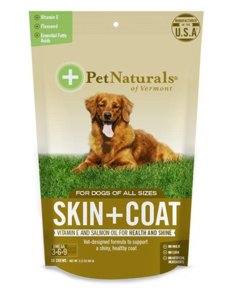 Pet Naturals of Vermont - Skin & Coat for Dogs