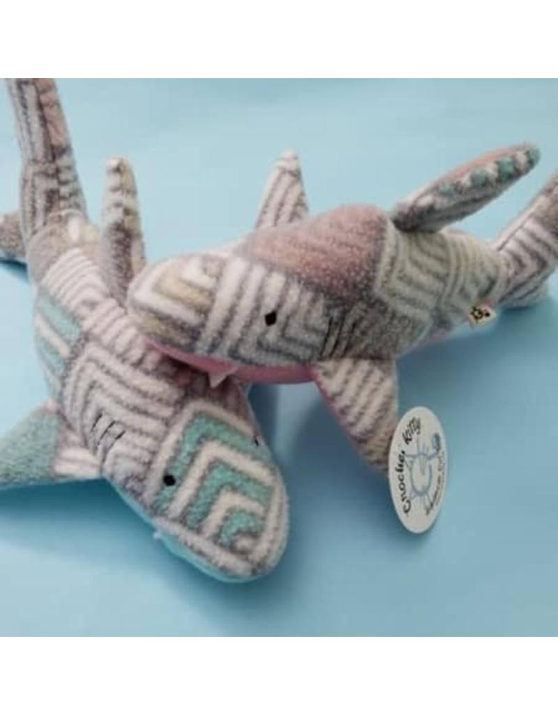 Crochet Kitty Crochet Kitty Phat Cat's Kickin' Shark