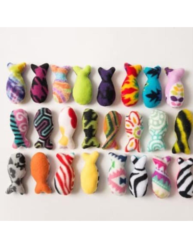Crochet Kitty Crochet Kitty Catnip Fish 3 Pack
