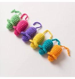 Crochet Kitty Crochet Kitty Catnip Mice Twin Pack