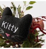 Crochet Kitty Crochet Kitty Cat Ornament