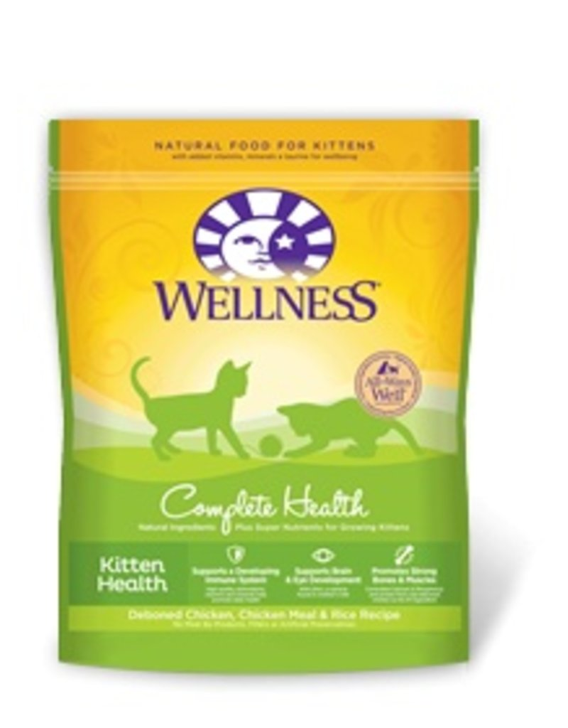 Wellness Dry Cat Kitten Health 2.25 lb