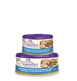 Wellness Canned Cat Signature Selects Chicken & Chicken Liver Shredded 2.8 oz