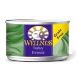 Wellness Canned Cat Turkey Pate 3 oz