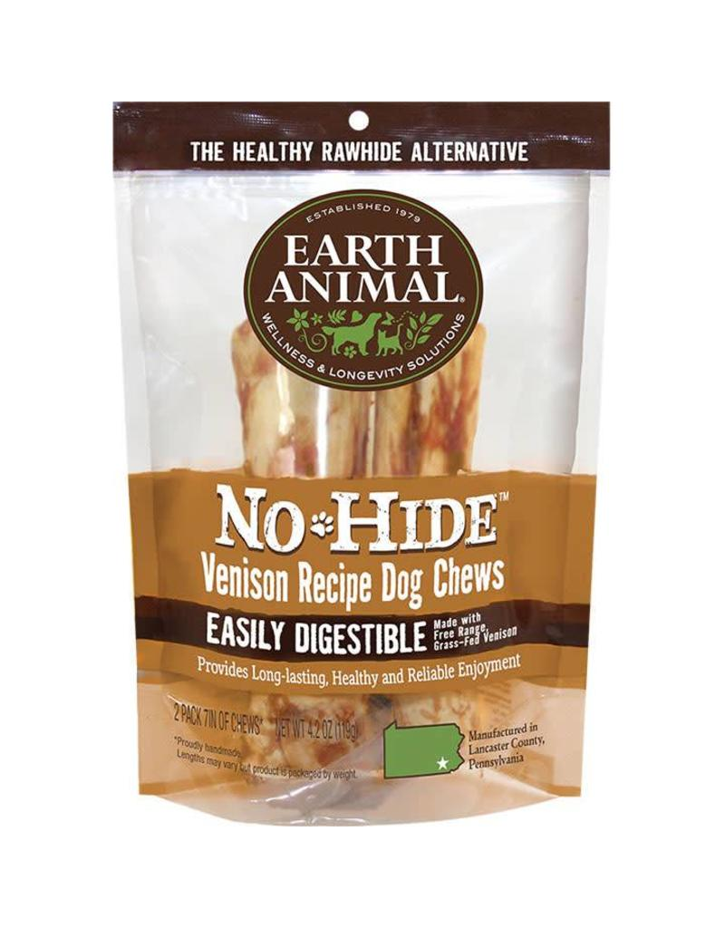 Earth Animal No Hide Chews 4 In 2 Pk