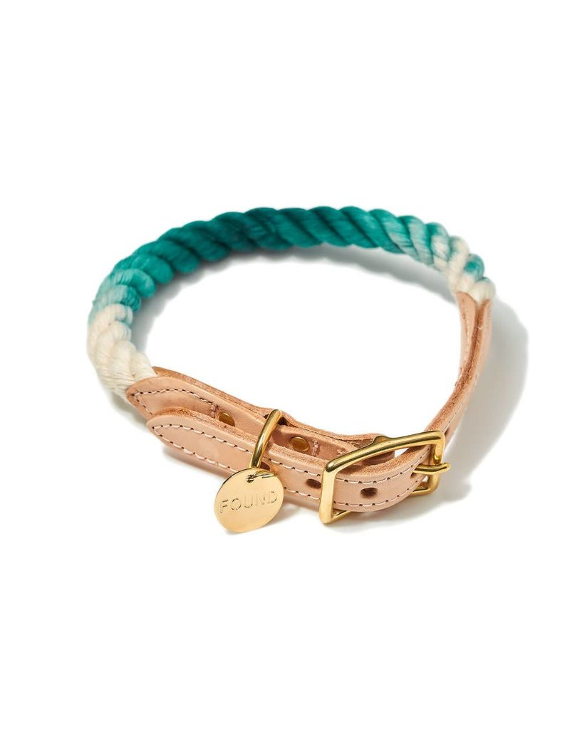 Found My Animal Found My Animal - Ombre Rope Cat & Dog Collar