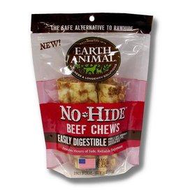 Earth Animal No Hide Chews 4 In 2 Pk