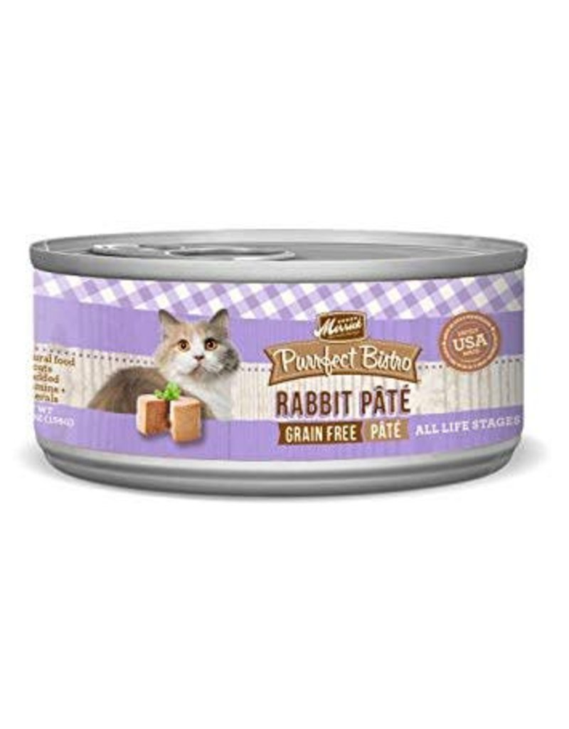 Merrick Canned Cat Rabbit Pate 3 Oz