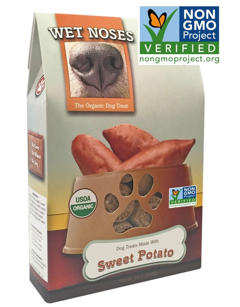 Wet Noses Carrot, Sweet Potato, 14 oz