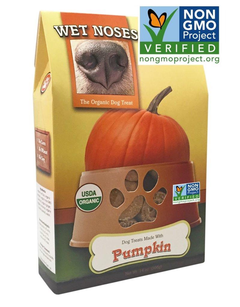 Wet Noses Dog Treats Pumpkin 14 oz