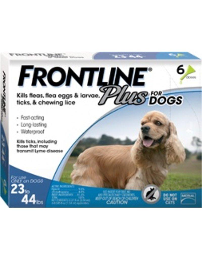 Frontline Dog Plus 23-44 lb