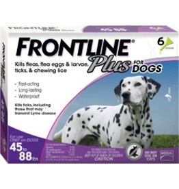Frontline Dog Plus 45-88 lb