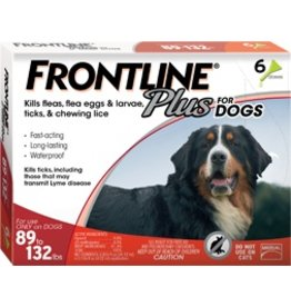 Frontline Dog Plus 89-132 lb