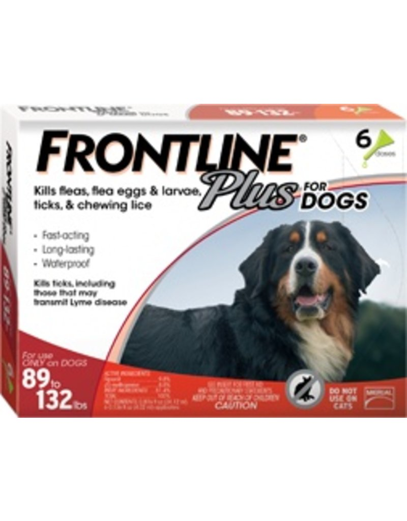 Frontline Dog Plus 89-132 lb