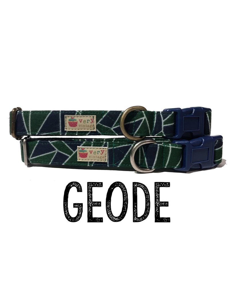Very Vintage Designs Very Vintage Designs Small Dog Collar