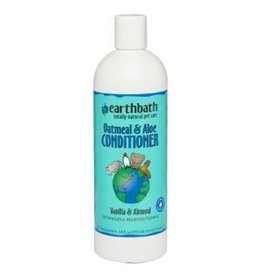 EARTHBATH PET  CONDITIONER,OATMEAL & ALOE  16 OZ