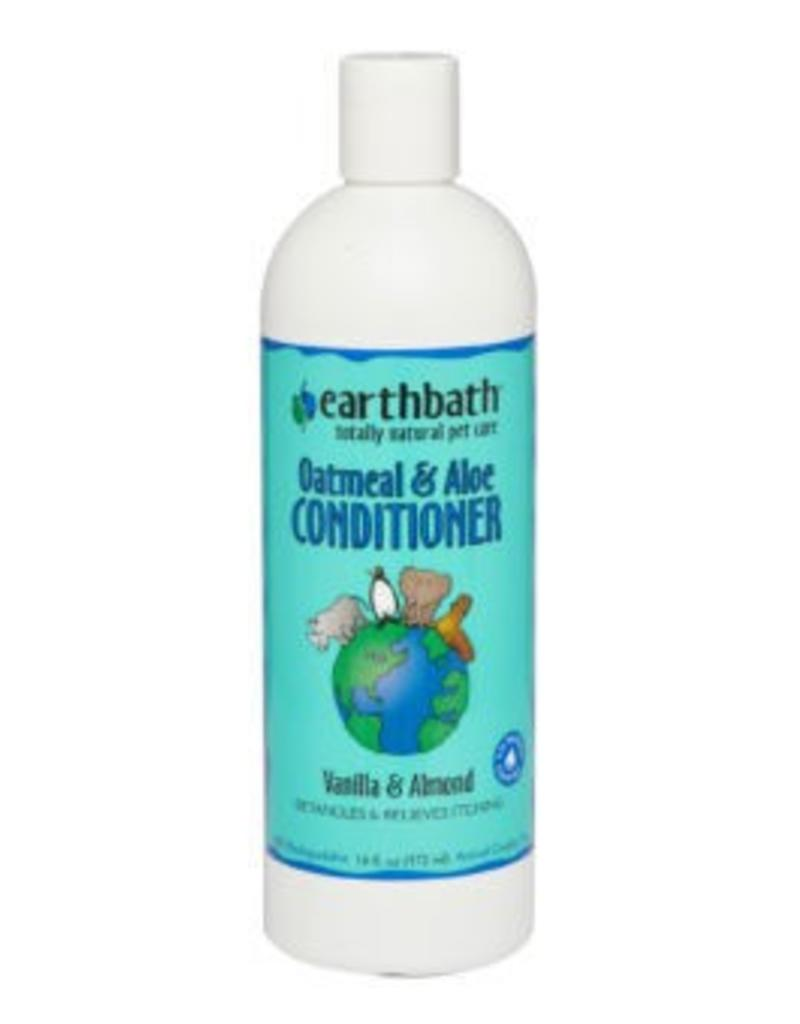 EARTHBATH PET SHAMPOO, OATMEAL & ALOE CONDITIONER, 16 OZ