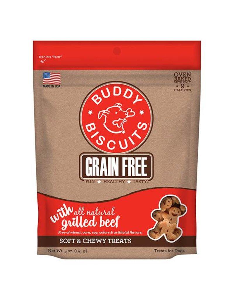 Cloud Star Buddy Biscuits, Grain Free Beef 5 OZ