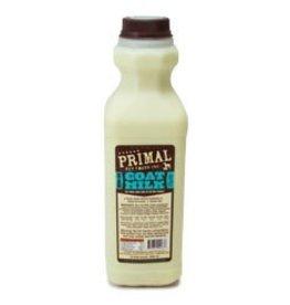 Primal Frozen Raw Goat Milk Dog & Cat 16 Oz